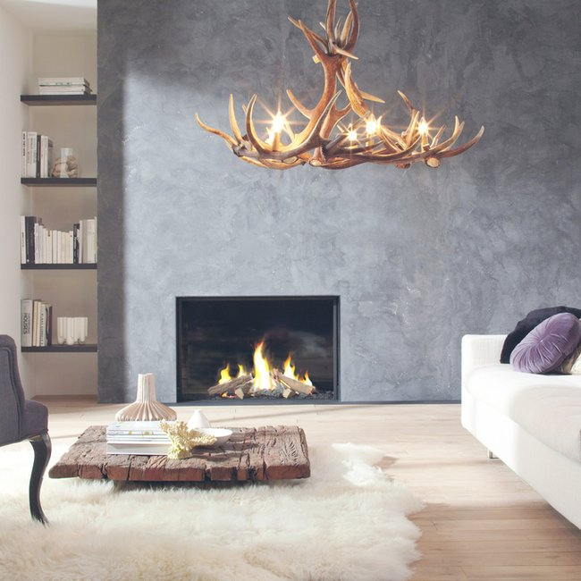 Smart Heating mit Gaskaminen ist ein Lifestyle-Trend.