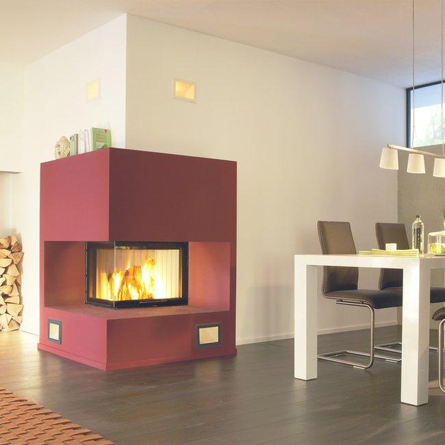 Kachelöfen, Kaminöfen und Heizkamine mit innovativer Technik sind wichtig für die Energiewende.