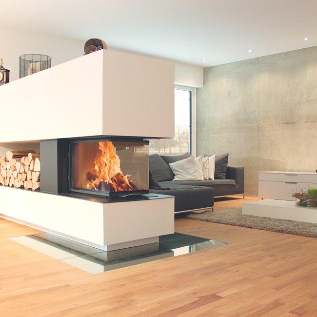 Moderne Holzfeuerstätten sind wichtig für die Energiewende.