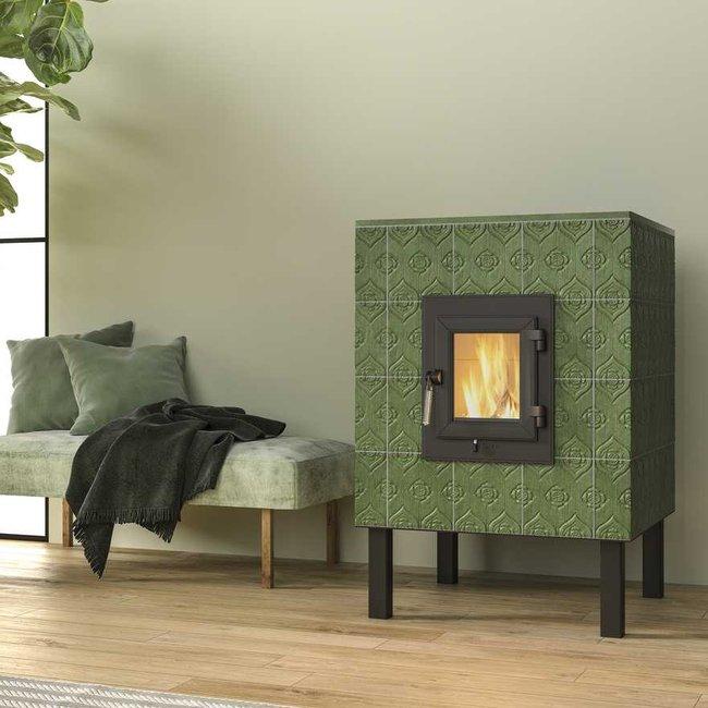 Moderne Holzfeuerstätten sind ein persönlicher Beitrag zum Klimaschutz.