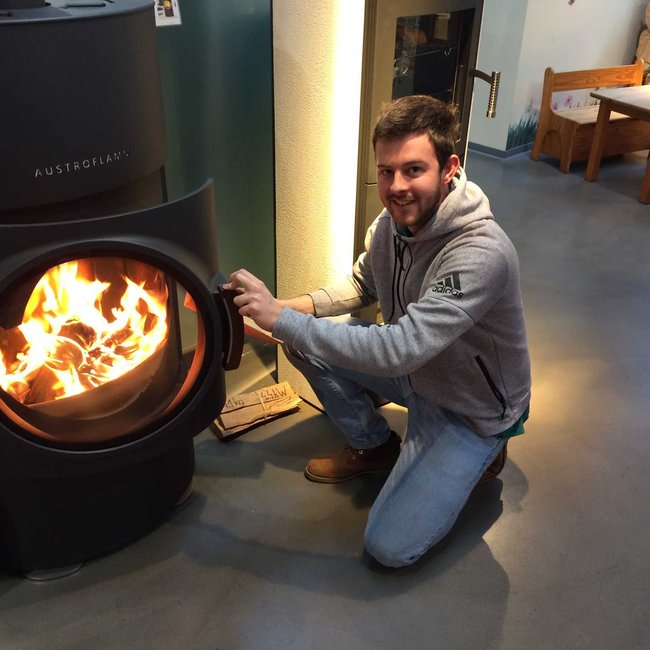Die Ausbildung zum Ofen- und Luftheizungsbauer ist vielseitig und sehr interessant.